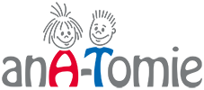 Ana-Tomie : Anschauen und begreifen Logo